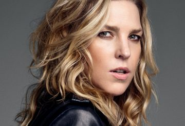 Diana Krall album wallflower
