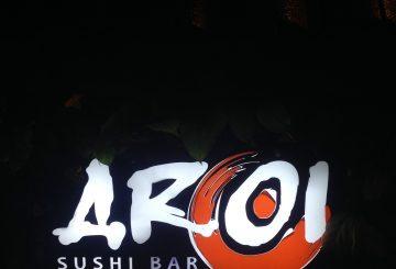 aroi sushi bar